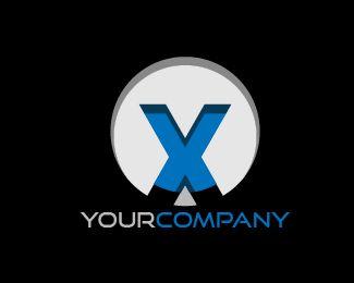 LOGO X BLUE MEDIA Designed by kukuhart | BrandCrowd