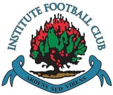 1905, Institute F.C. (Northern Ireland) #InstituteFC #NorthernIreland (L15686)