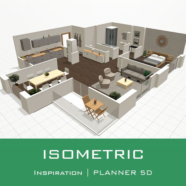 Isometric Interior Design Interior Ideas And Inspiration Room Design Planner Design Design Your Dream House Home Planner
