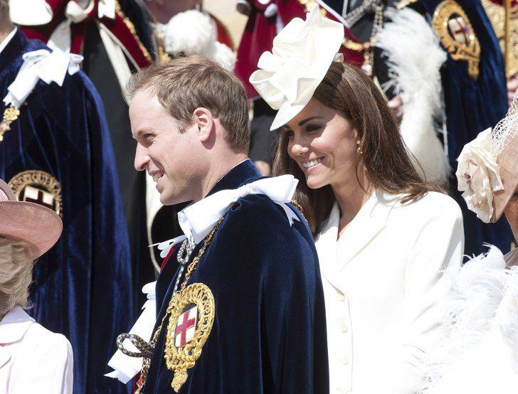 Pin for Later: Les 63 Meilleures Photos de Kate et William Prises Depuis Leur Mariage  Windsor, Angleterre, Juin 2011.