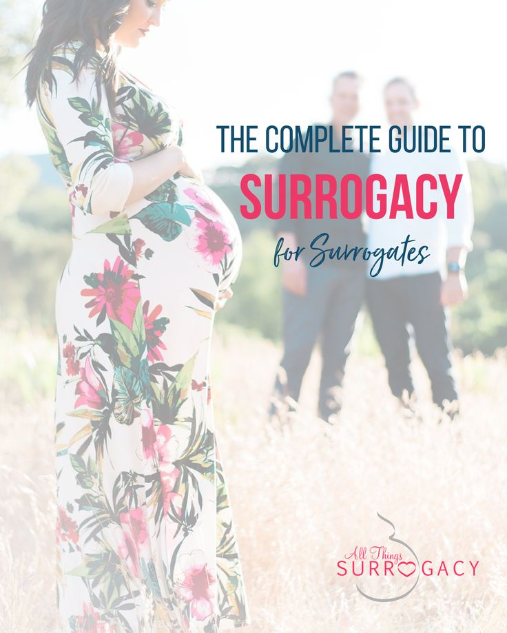 Looking into becoming a surrogate? You'll want to read this *free* eBook: The Complete Guide to Surrogacy for Surrogates!