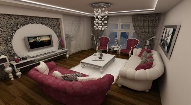 cok-guzel-2016-modern-salon-modeli · Dekorasyon, Ev Dekorasyonu, Ev Tasarımı Döşemesi | Dekorasyon, Ev Dekorasyonu, Ev Tasarımı Döşemesi