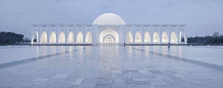 Gallery of Da Chang Muslim Cultural Center / Architectural Design & Research Institute of Scut - 6