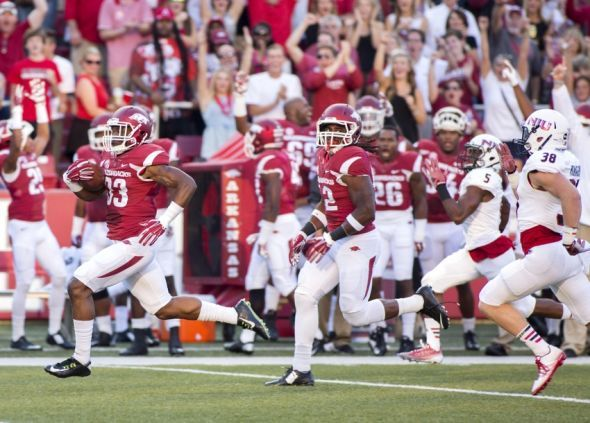 Arkansas Razorbacks Football News | The Latest Arkansas Razorbacks NCAA Football News | SportSpyder