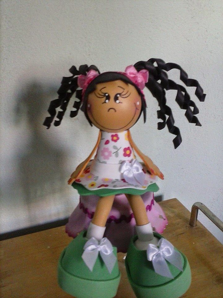Crocheterapia da Lau: Boneca