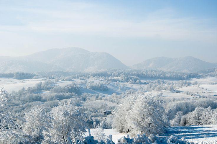Góry Wałbrzyskie / Walbrzyskie Mountains