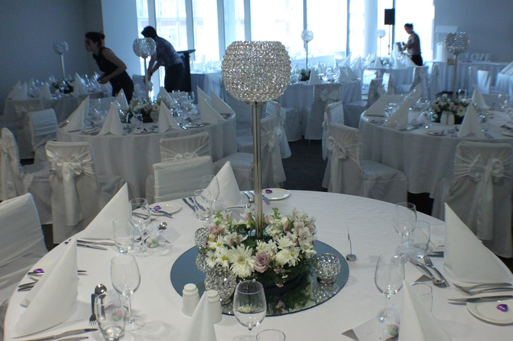 #weddingreception #centrepieceideas