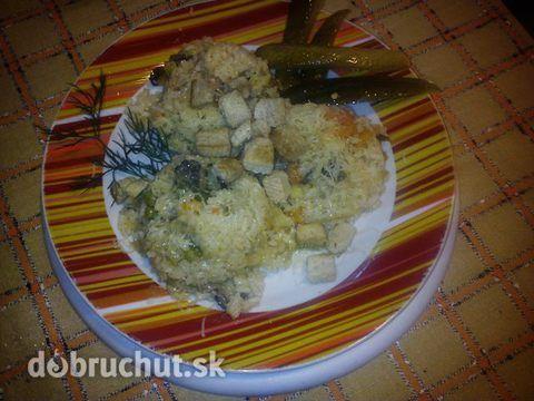 Tofu rizoto