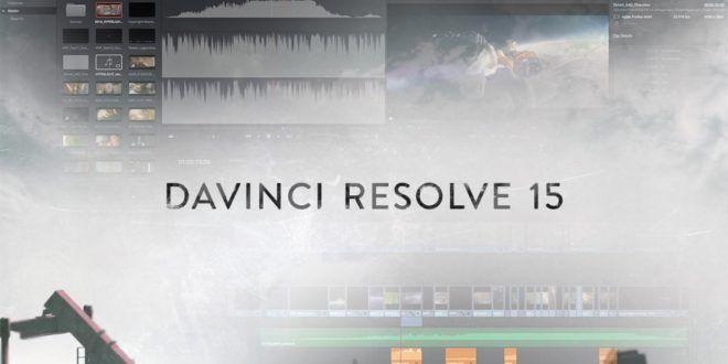 DaVinci Resolve Free combines the world's most advance color