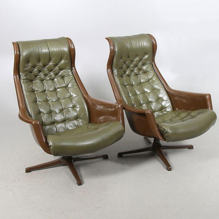 Die sind bald bei uns im Laden: Alf Svensson Galaxy Chair von DUX.