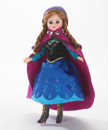10'' Frozen Anna Madame Alexander   Doll #zulily