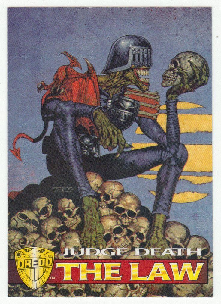 Judge Dredd - The Epics # 82 Judge Death - Edge 1995