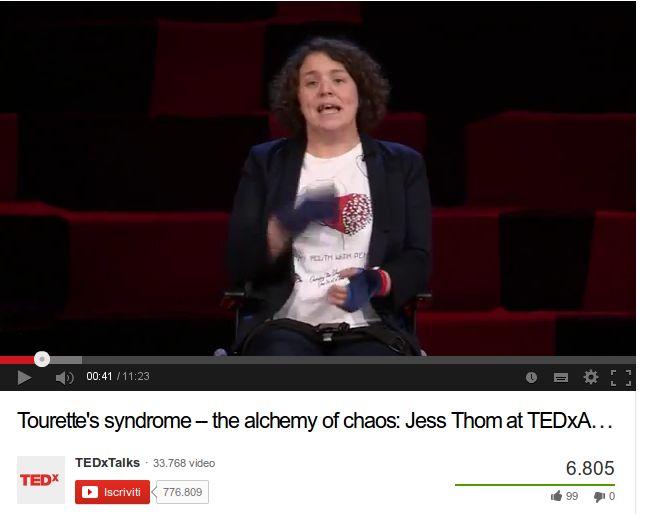 Sindrome di Tourette e altri disordini neurologici / The Tourette's syndrome : The Alchemy of chaos