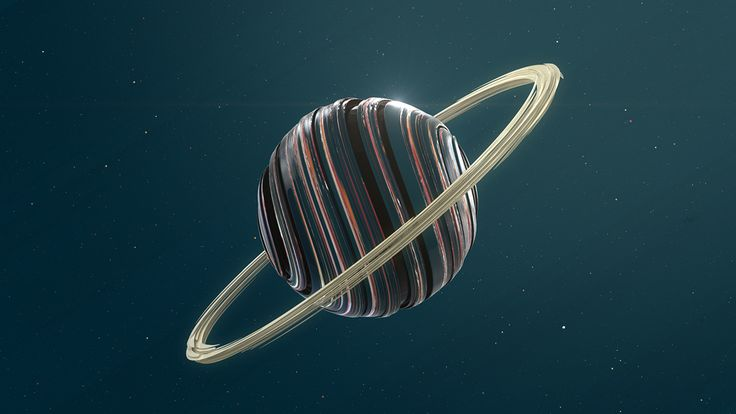 Planet: Färg on Behance