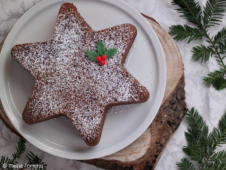 Heute ist Anja zum Adventsbesuch auf meinem Blog und hat einen Glühweinkuchen dabei - einen ihrer liebsten Kuchen zur Weihnachtszeit.