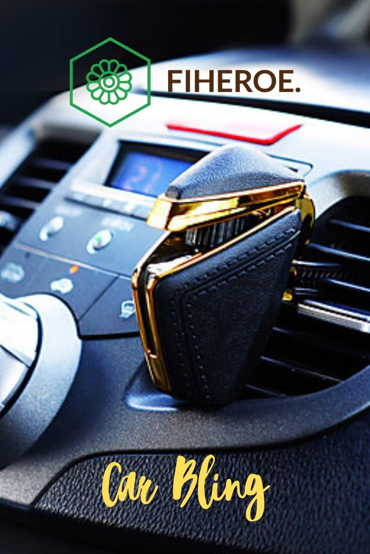 A very manly car air freshener. Brisk long lasting smell