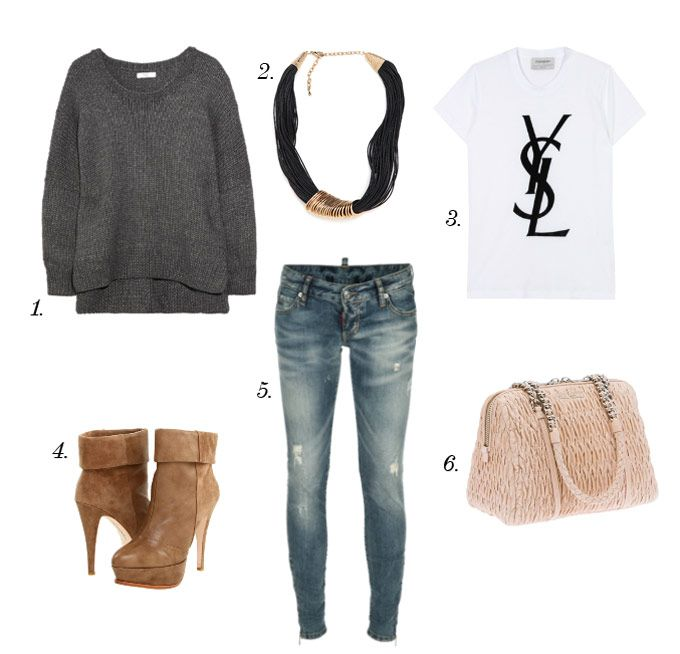 1000 Images About Style And Clothes On Pinterest Fashion Everyday Outfits And James Perse