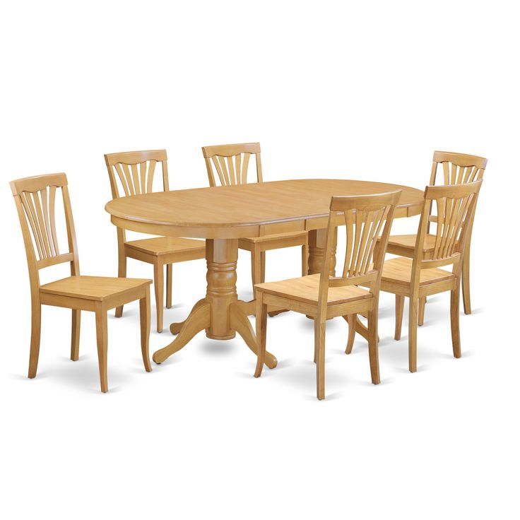 Dining Room Sets With Leaf: 1000+ Ideas About Oak Dining Room Set On Pinterest