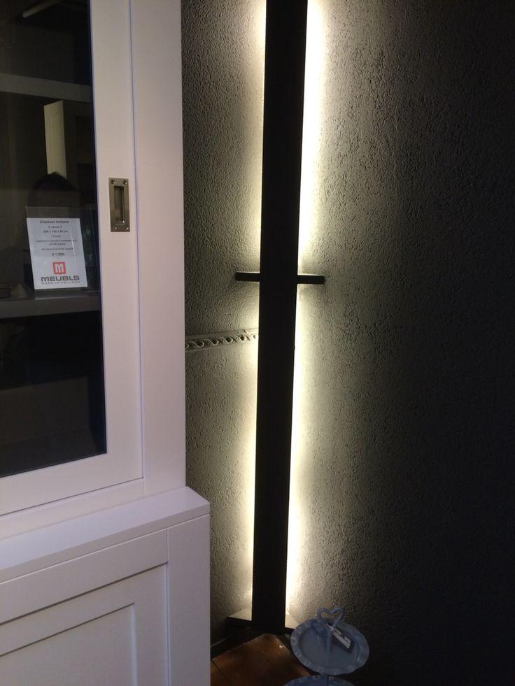 Corner light idea
