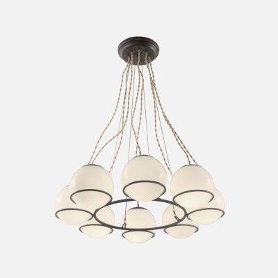 Orbit Chandelier Light Fixture | Schoolhouse Electric & Supply Co.