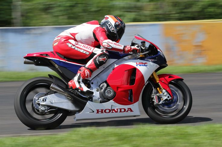 Motor MotoGP Marc Marquez Versi Jalanan Siap Kelilingi Indonesia