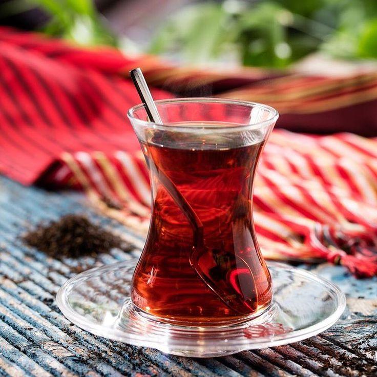 ❤️ A glass of Turkish tea  // Studio Cucina - Mehmet Ateş Food photography