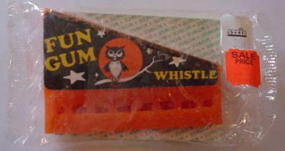 Wax Candy Wax Pan Flute Whistle All Our Yesterday S