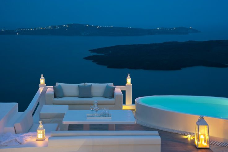 The most enticing setting for your honeymoon in Santorini. Enjoy private moments with your loved one! more at aquasuites.gr