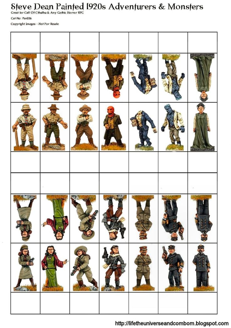Sly image throughout d&d monster tokens printable
