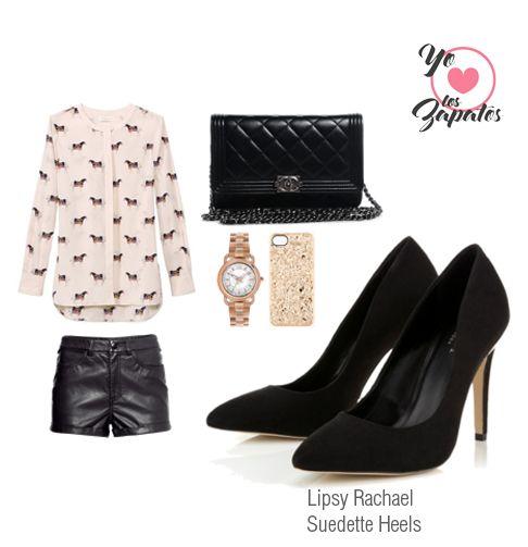Siempre con #estilo chicas! #outfit #yoamoloszapatos