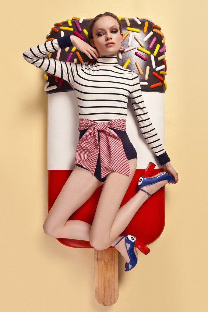 Camilla Elphick Chi-Chi Pez Classic Heels (£695)