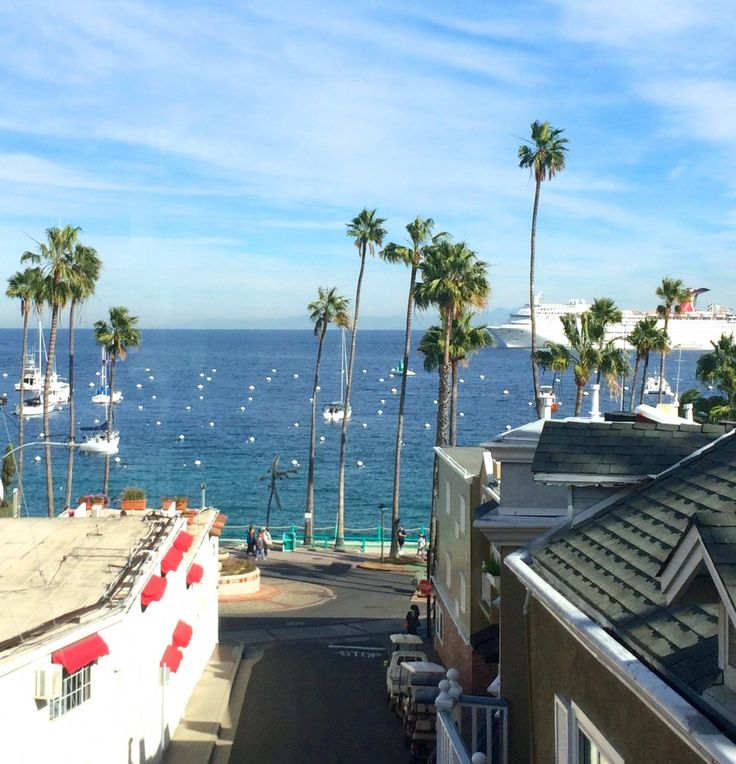 Catalina Island The Perfect Birthday Getaway In Southern California With A Free Trip From Express And Stay At Avalon Hotel