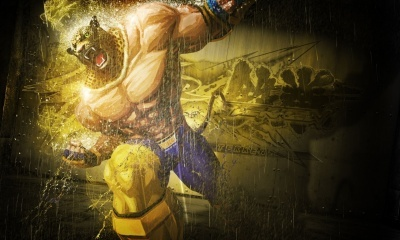 King in Tekken