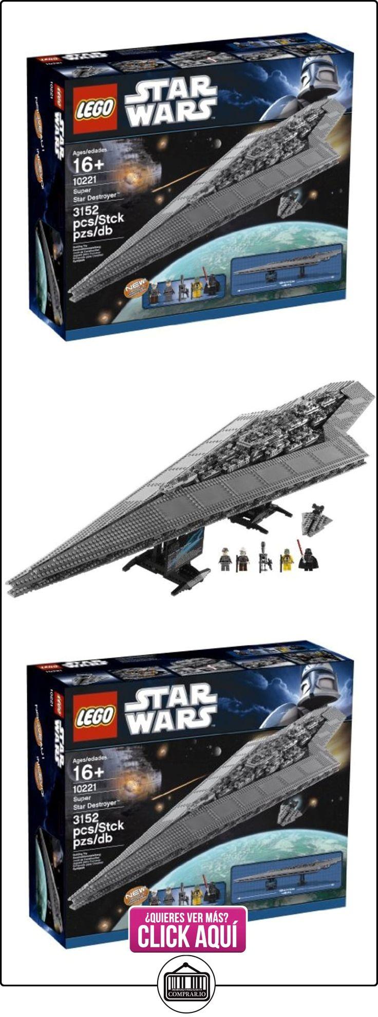 LEGO Star Wars - Destructor estelar (10221)  ✿ Lego - el surtido más amplio ✿ ▬► Ver oferta: https://comprar.io/goto/B0050R0YB8