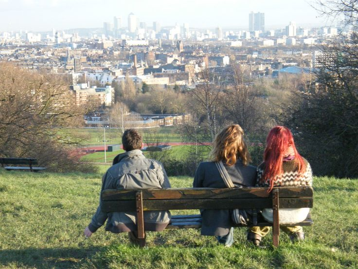 Hampstead Heath - London (UK)