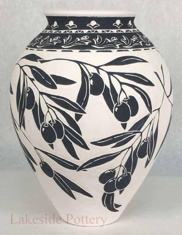 Ceramic Art Painting Techniques