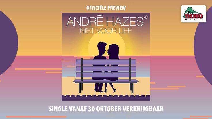 André Hazes Jr. -  Niet Voor Lief (Officiële Preview)