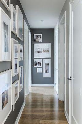 ARREDAMENTO E DINTORNI: pareti grigie
