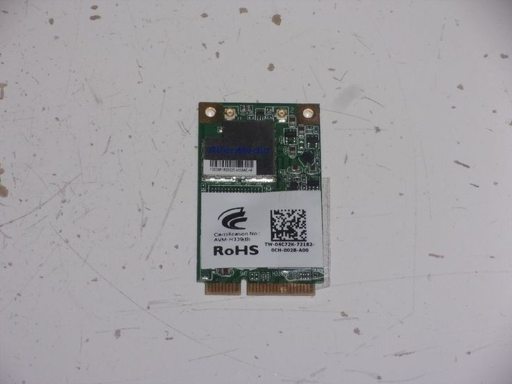 Dell XPS 14 L401X TV Tuner Card Board 4C72K
