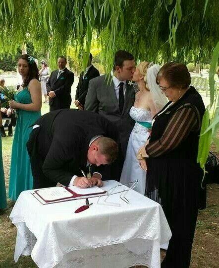 Mambourin Sensory Gardens, Werribee, Victoria Australia. .... Contact me for marriage celebrant services...