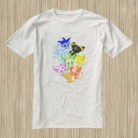 Pokémon C02BW #pokemon #anime #tshirt