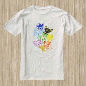 Pokémon C02BW #pokemon #anime #tshirt