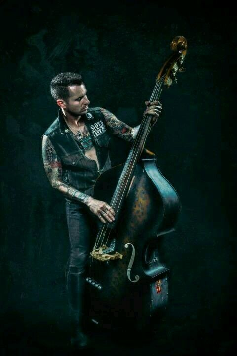 ~ † Vic Victor † Of The Rockabilly Band † The Koffin Kats †