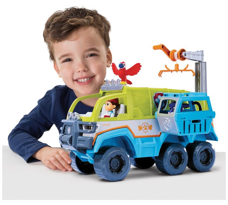 Buy Paw Patrol Paw Terrain Vehicle at Argos.co.uk, visit Argos.co.uk to shop online for Toy cars, trains, boats and planes, Clearance Toys, Toys