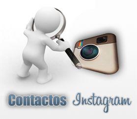 Encontrar amigos en Instagram