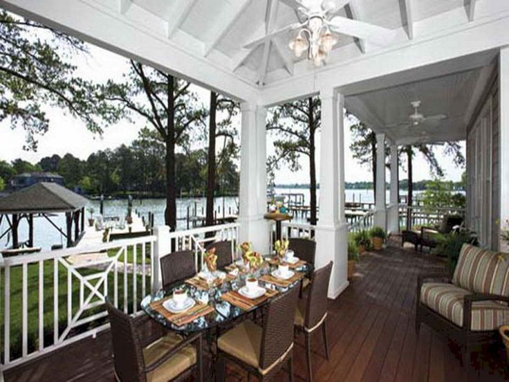 The 25 best Back porch designs ideas on Pinterest Covered back