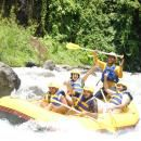 Enjoy the beauty of Telaga Waja river during bali rafting trip #balicycling #balirafting #baliraftingandbalicycling #baliactivities #balitour