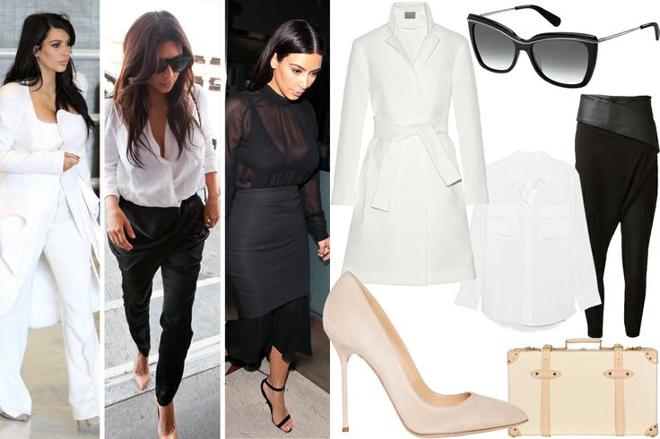 Steal Airport Style from Your Favorite Celebs - Page 4