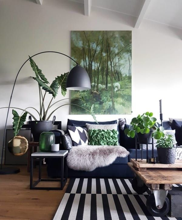 Scandinavian Furnishings Discover A Cheerful Family Look To Romp And Relax Modern Scandinavian De Home Decor Interior Design Living Room Living Room Interior