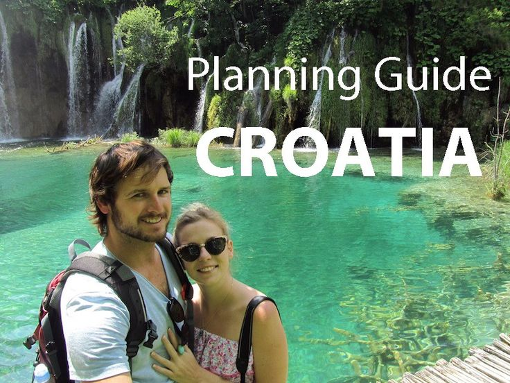 Croatia Travel Guide - Planning a trip to Croatia, have a look at this guide.